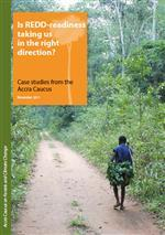 Is REDD-readiness taking us in the right direction? Case studies from the Accra Caucus