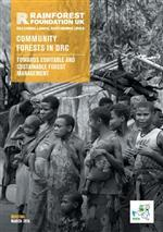 Community Forests in DRC: Towards Equitable and Sustainable Forest Management