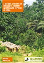 A National Strategy for Community Forestry in Democratic Republic of Congo