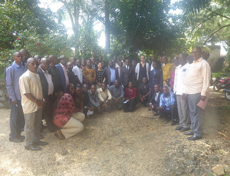 RFUK launches land use planning project in Maniema province, Democratic Republic of Congo