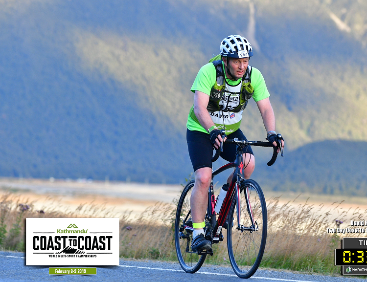 Raising funds for the rainforest from Coast to Coast