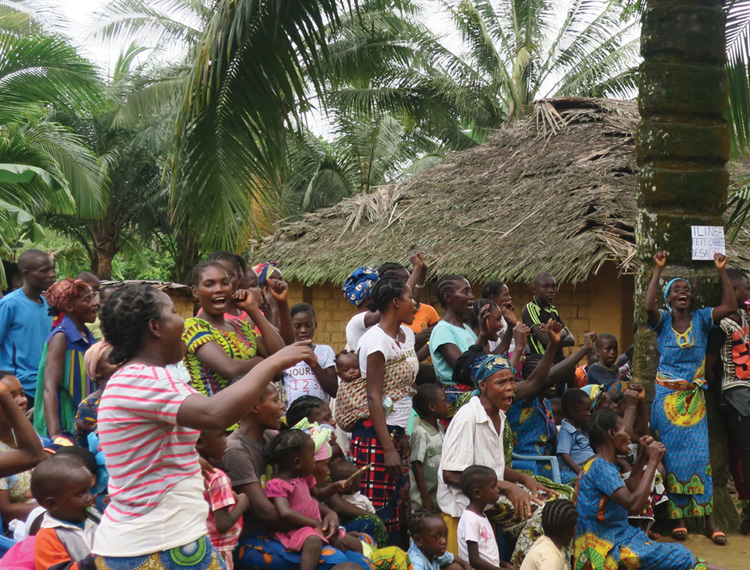 Community Forests change lives: How a Congolese community won rights to their forest