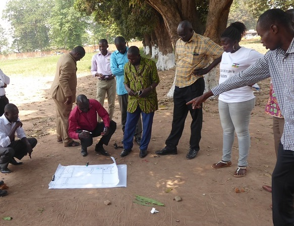 International workshops show how community mapping can support sustainable forest management