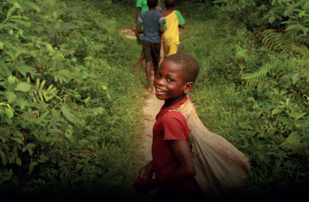 Community Forests in the Democratic Republic of Congo