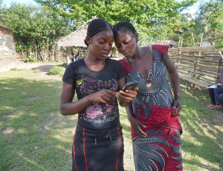 Female perspectives on forest monitoring in Cameroon, DR Congo and Ghana