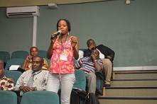 "Workshop was an ""expression of our vision of participatory management of natural resources in Gabon"" - Brainforest"
