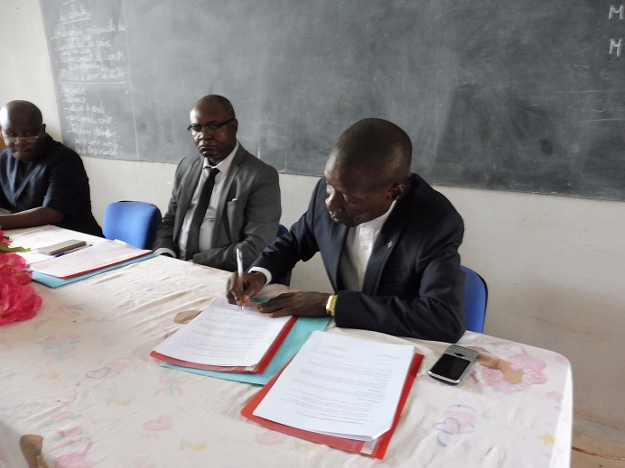 Agreement signed with Democratic Republic of Congo Forest Administration to support community-based real-time monitoring