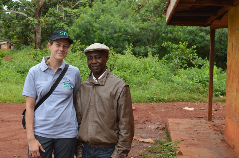 From the forest: Real-time monitoring in Cameroon