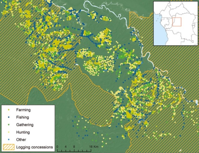 Community maps can help prevent an existential threat to the world's second largest rainforest