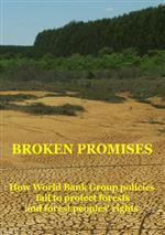Broken Promises: How World Bank Group policies fail to protect forests and forest peoples' rights