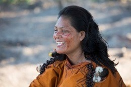 Amazonian Leader Receives Indigenous Award for Rights Advocacy