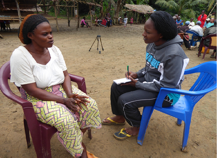 How to involve women in forest management: Interview with a community organiser in DRC