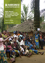 Making Community Forestry Successful in DRC: anthropological perspectives on community-based forest management