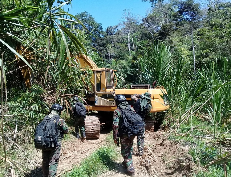 ForestLink app helps catch illegal miners red-handed in Peru