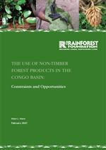 The use of non-timber forest products in the Congo Basin: Constraints and opportunities