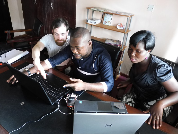 Training the trainers: RFUK works with FoE-Gh on Real-Time Monitoring technology